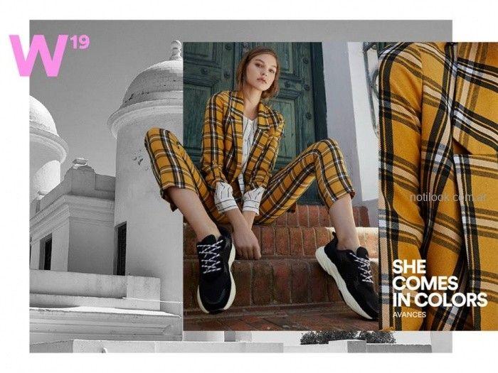 Danile Cassin - moda juvenil otoño invierno 2019