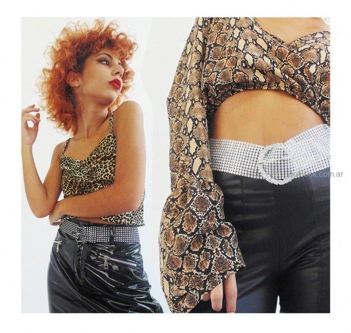 Soana moda juvenil invierno 2019 - Anticipo coleccion