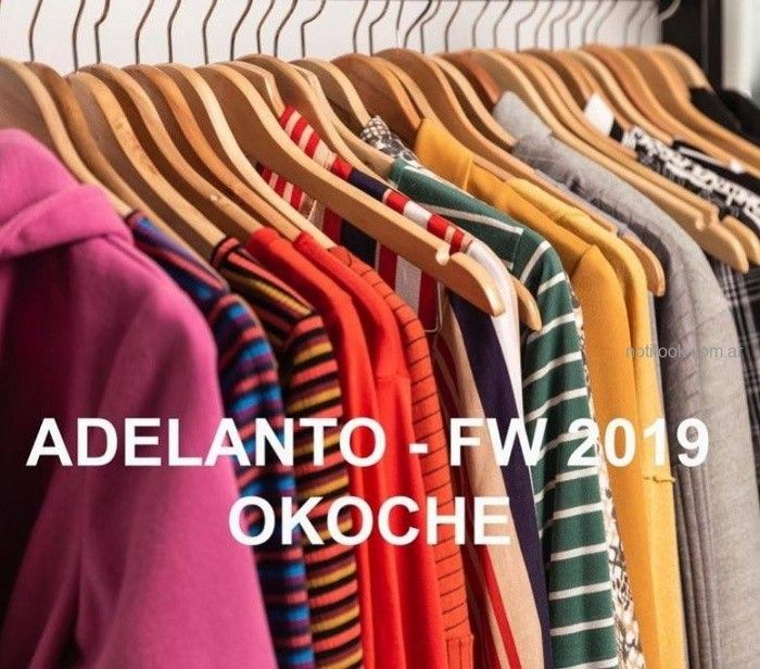 colores de Okoche invierno 2019