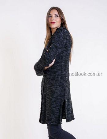tapados de lana Mauro sergio tejidos otoño invierno 2019