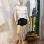 Blusas y camisas con mangas otoño invierno 2019 – Caviar