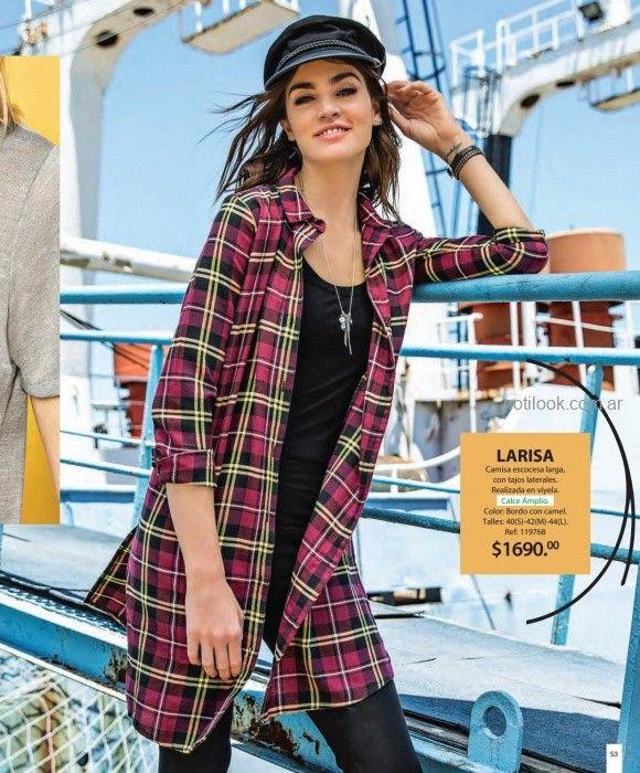 f0b5ecefd marca de ropa de venta por catalogo | Moda Mujer Argentina