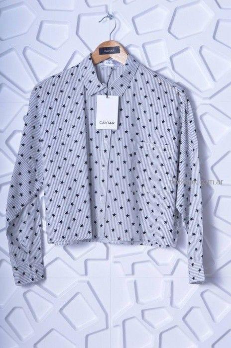 camisa estrella Caviar otoño invierno 2019