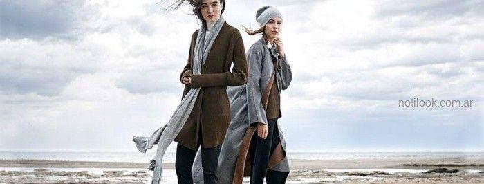 fb779cd1535 En cuanto a los colores sobresale el negro y distintos tonos de marron y  gris.