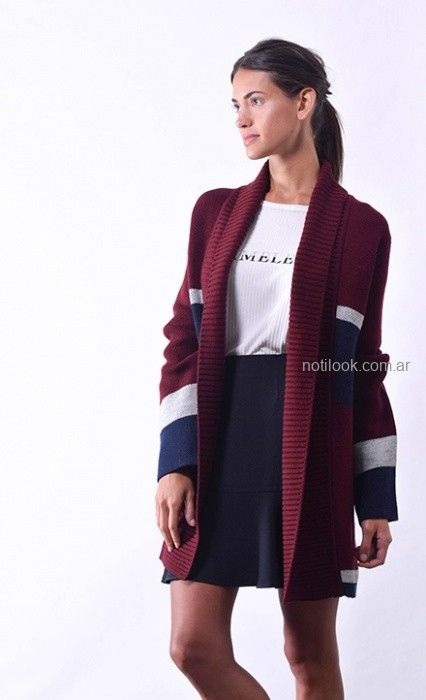 946768abdb0 blazer largo mujer kill invierno 2019 – Moda Mujer Argentina