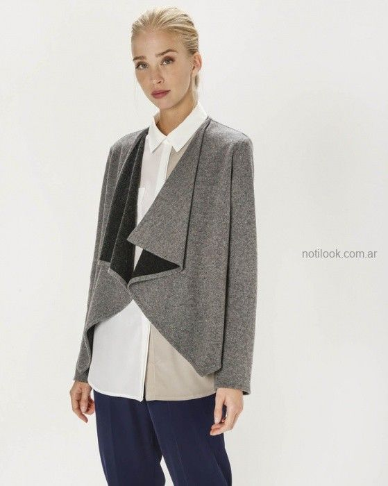 blazer mujer Graciela Naum invierno 2019