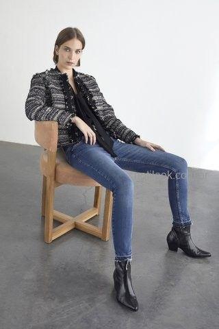 jeans para señoras carmela achaval otoño invierno 2019