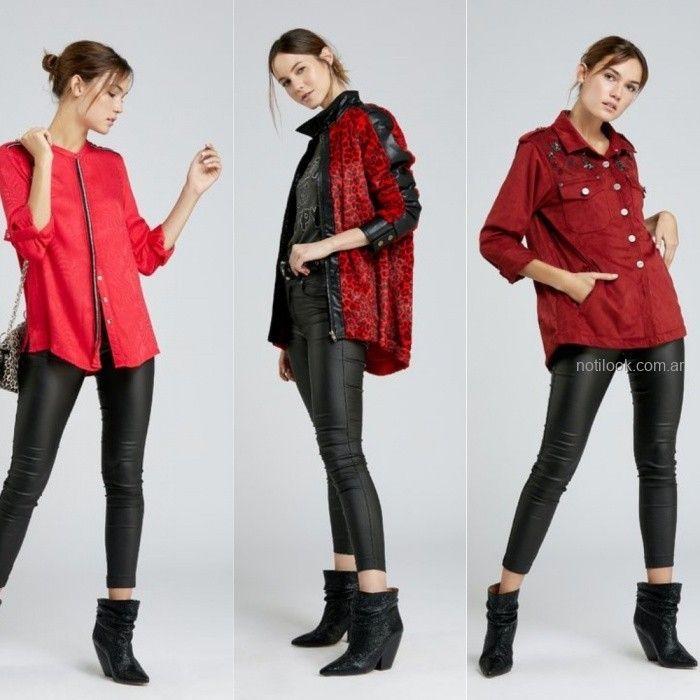 looks pantalon mujer invierno 2019 - Vesna
