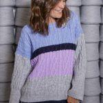 sweater de lana abrigo mujer milli invierno 2019