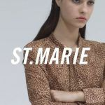 camisas animal print St marie invierno 2019