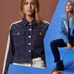 campera de jeans System invierno 2019
