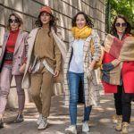 look abrigados para mujer Zulas invierno 2019