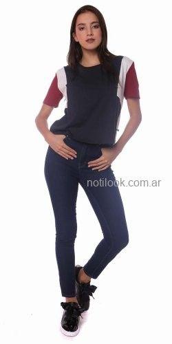 remeras mujer vov jeans invierno 2019