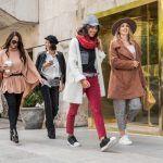 sacos para mujer abrigados Zulas invierno 2019