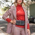 traje a cuadros mujer Zulas invierno 2019