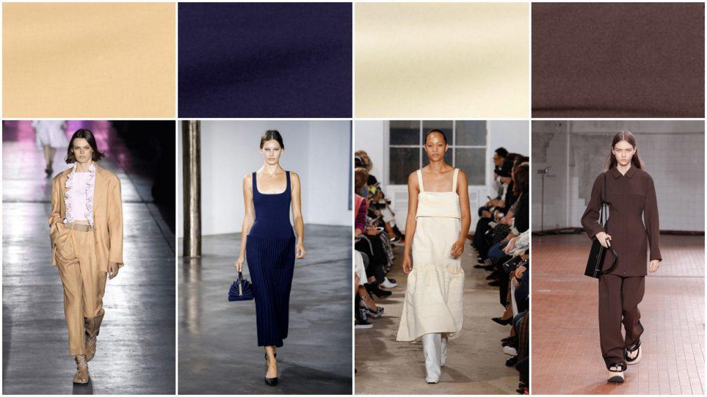 Colores neutros Colores de moda verano 2020 Argentina