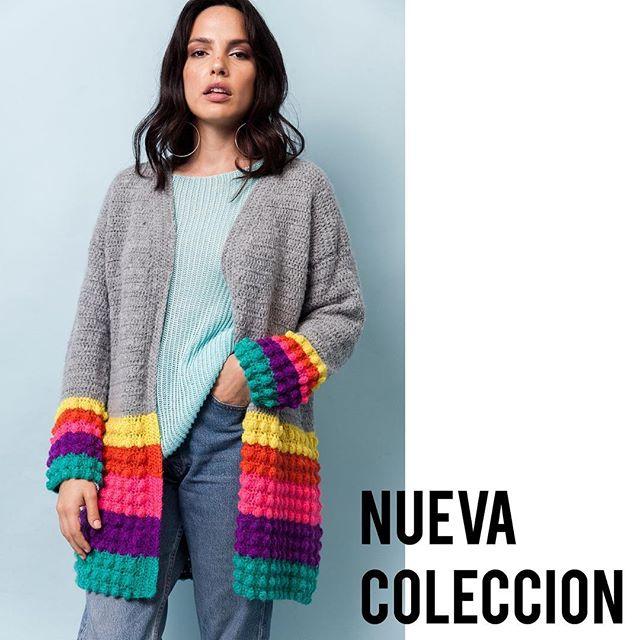 Florencia Llompart tejidos para mujer invierno 2019 1