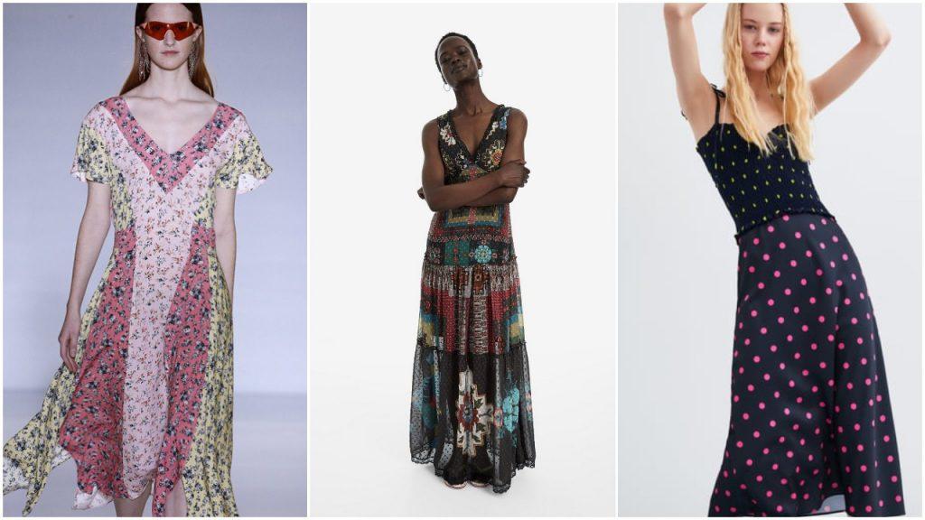 Looks bohemios Moda para mujer verano 2020 Argentina