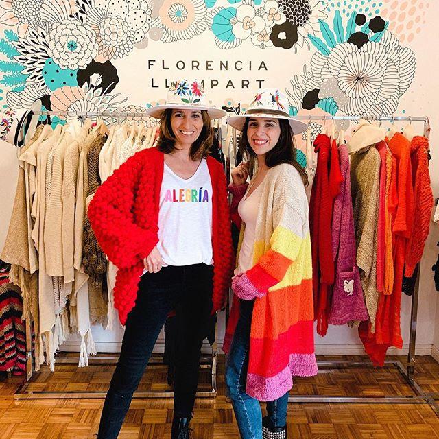 abrigos de lana Florencia Llompart tejidos invierno 2019