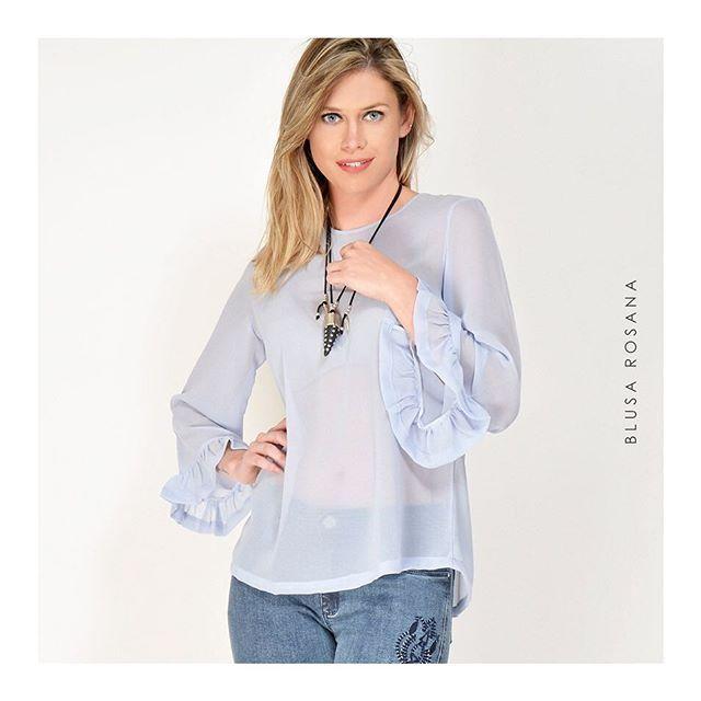 blusas casual para señoras mangas largas Moravia Jeans invierno 2019