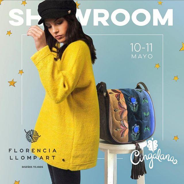 buzo lana amarillo mujer Florencia Llompart tejidos invierno 2019