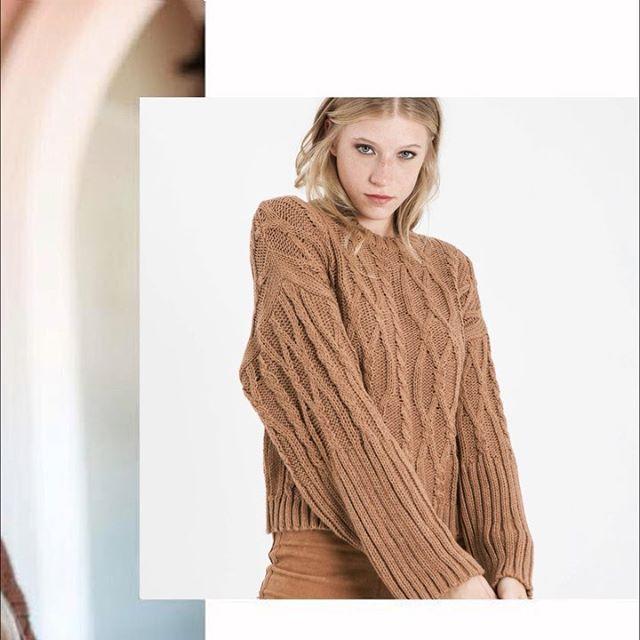 buzo lana juvenil mujer tejido cenizas invierno 2019