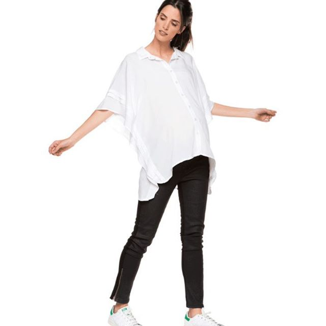 camisas anchas para embarazadas venga madre invierno 2019