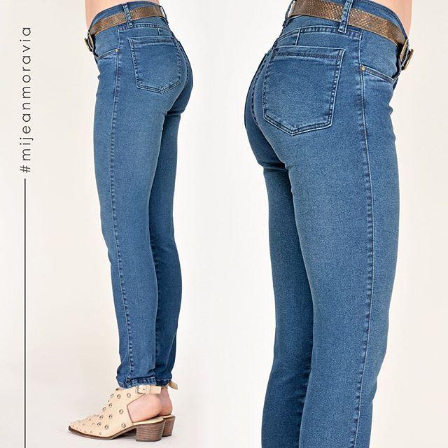 jeans clasicos para señoras Moravia Jeans invierno 2019