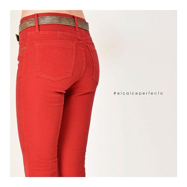 jeans de colores para señoras Moravia Jeans invierno 2019