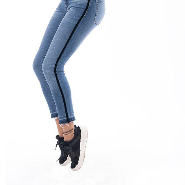 jeans mujer juvenil marca Oassian invierno 2019