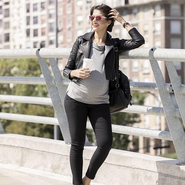 look urbano para embarazadas Maa Maternity invierno 2019