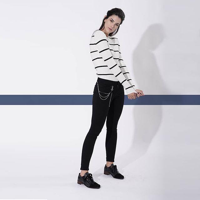 moda basica juvenil mujer Oassian invierno 2019