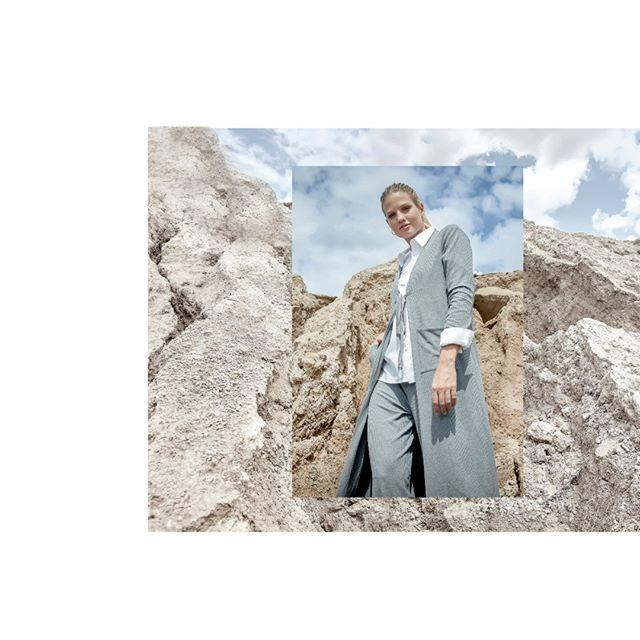 pantalon de vestir y sacos largos mujer AG store invierno 2019