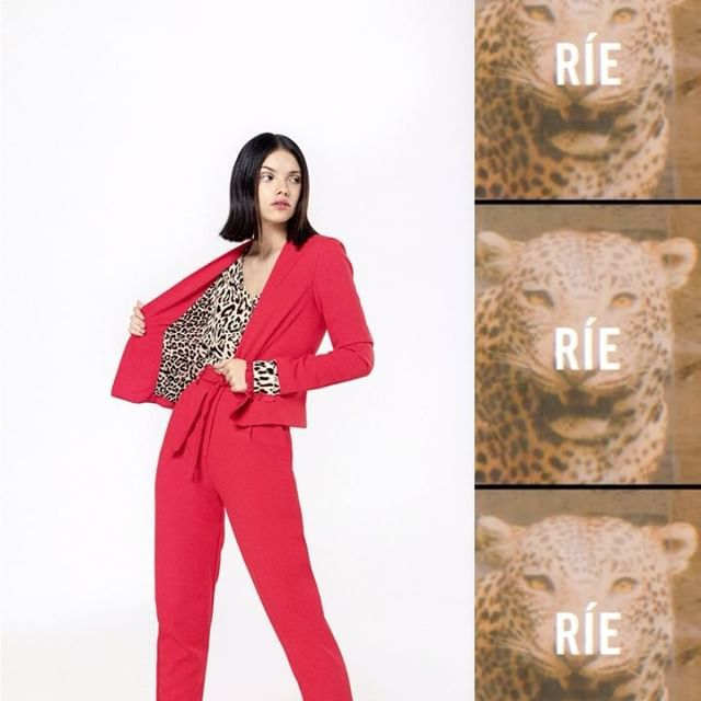trajes para mujer juveniles Rie otoño invierno 2019