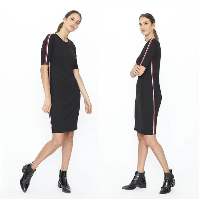 vestido urbano mujer Ted Bodin invierno 2019