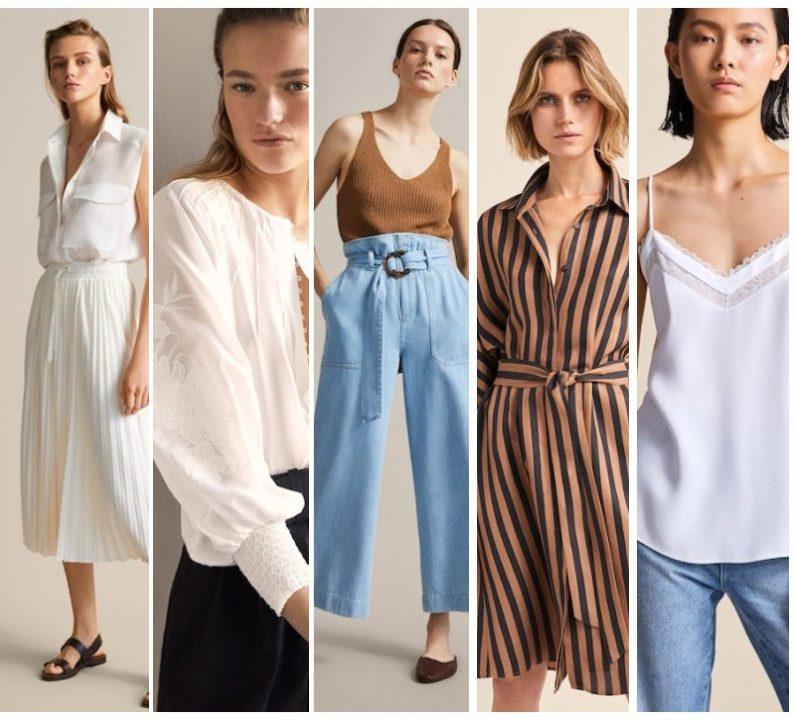 2a52e27e7dd2 Ropa de moda para mujer verano 2020 – Tendencias | Moda Mujer Argentina
