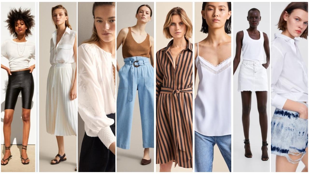 Tendencia en ropa de moda para mujer verano 2020 Argentina