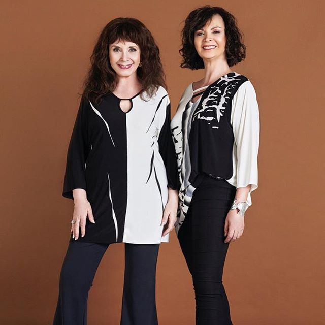 blusas y camisas en talles grandes Loren invierno 2019