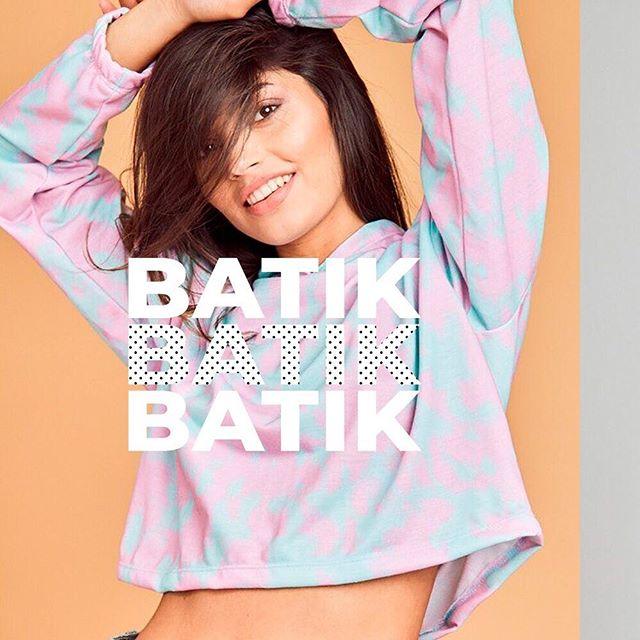 buzo top batik Naif invierno 2019