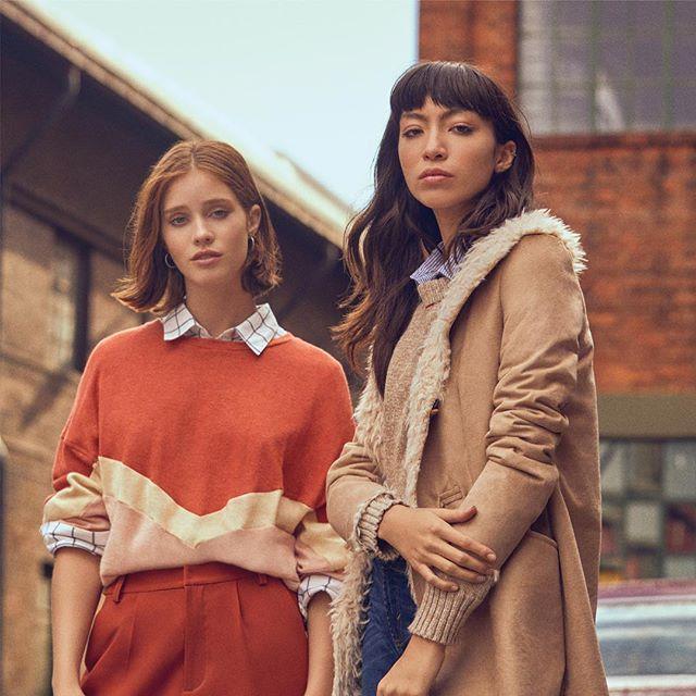 buzos de lana y sacos con corderito mujer Le Utthe invierno 2019