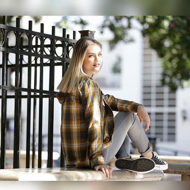 camisas cuadrille para mujer adolescentes Doll Fins invierno 2019