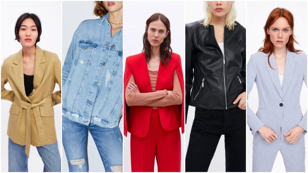 camperas y sacos de moda verano 2020 Tendencias argentina