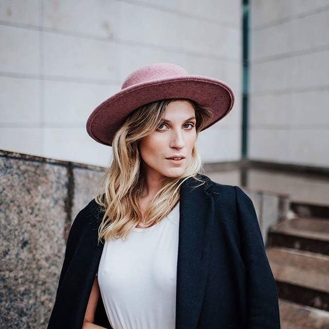 canotier mantiosa Compañia de sombreros invierno 2019