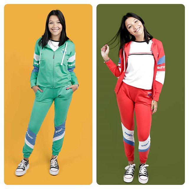 conjuntos jogging mujer teens Doll Fins invierno 2019