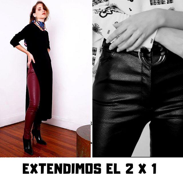 pantalones engomados square jeans invierno 2019
