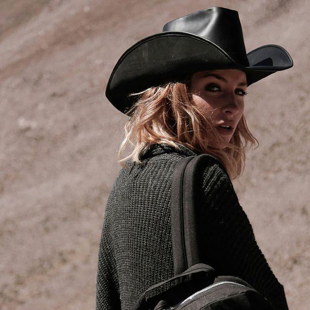 sombrero cuero engomado Compañia de sombreros invierno 2019