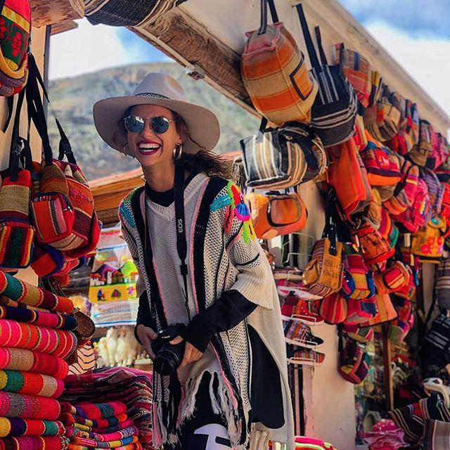 sombretos de fieltro look mujer Compañia de sombreros invierno 2019