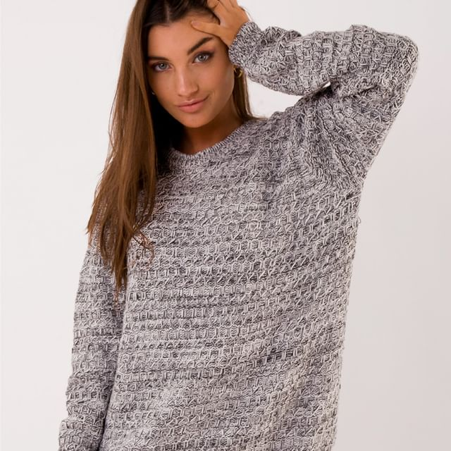 sweater lana Agustina Sar invierno 2019