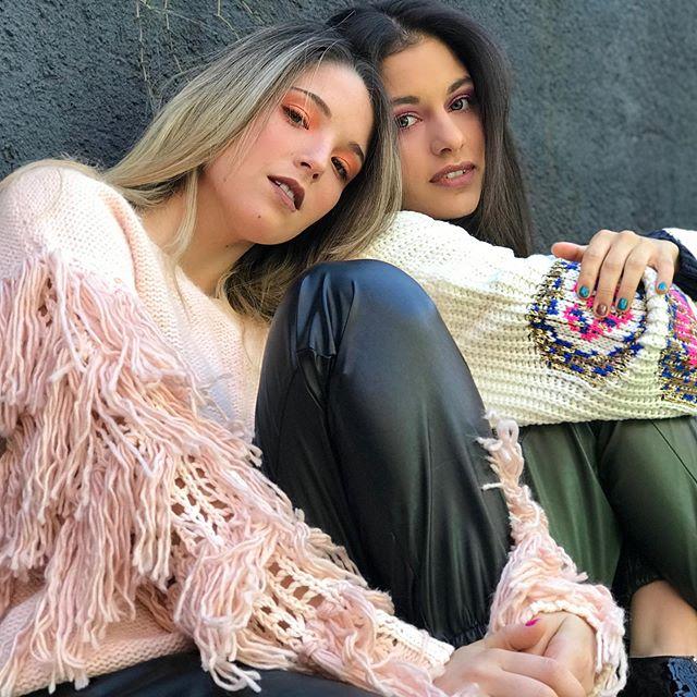 swweater lana tejidos juveniles boho chic Pago Chico invierno 2019