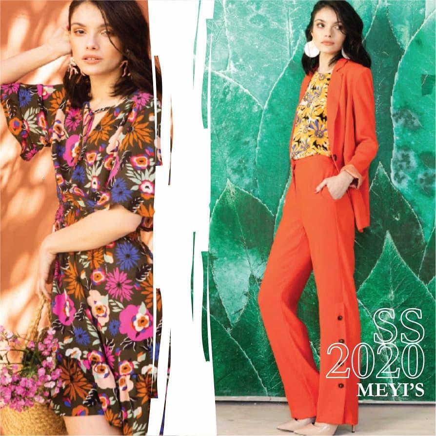 Anticipo coleccion Asterisco ropa verano 2020